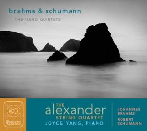 Brahms Schumann Piano Quintets